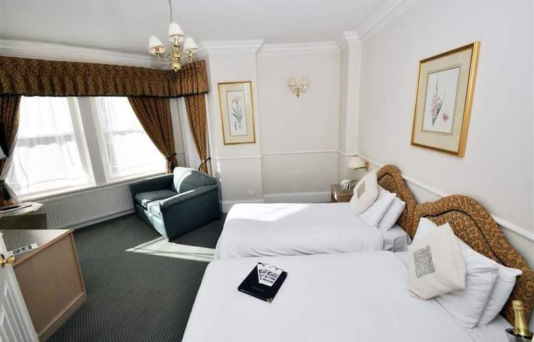 Best Western Montague Hotel - Room - 87