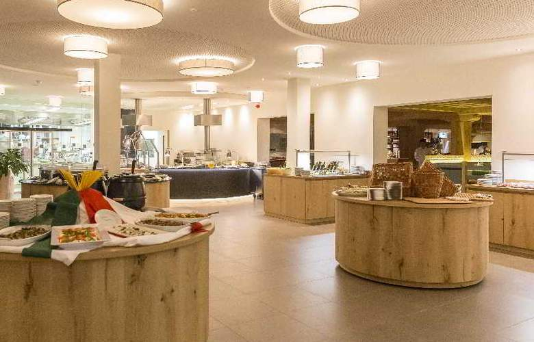 lti alpenhotel Kaiserfels - Restaurant - 3