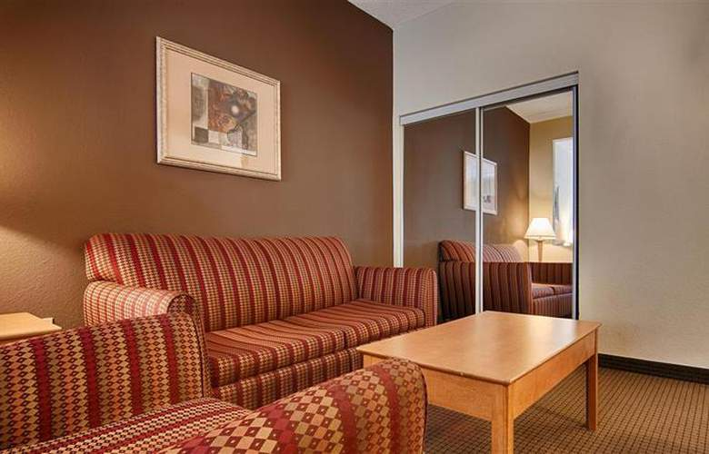 Best Western Plus Newport News Inn & Suites - Room - 28