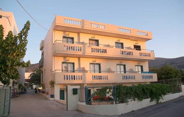 Theoni Apartments - Hotel - 5