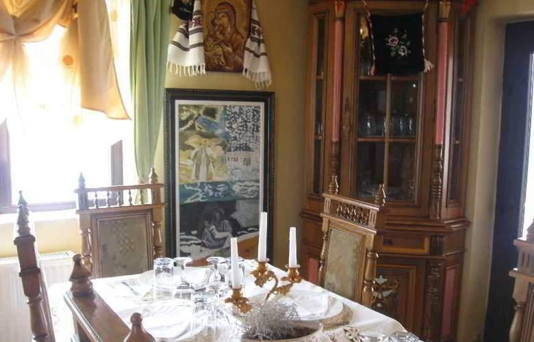 Pensiunea Leaganul Bucovinei - Restaurant - 13