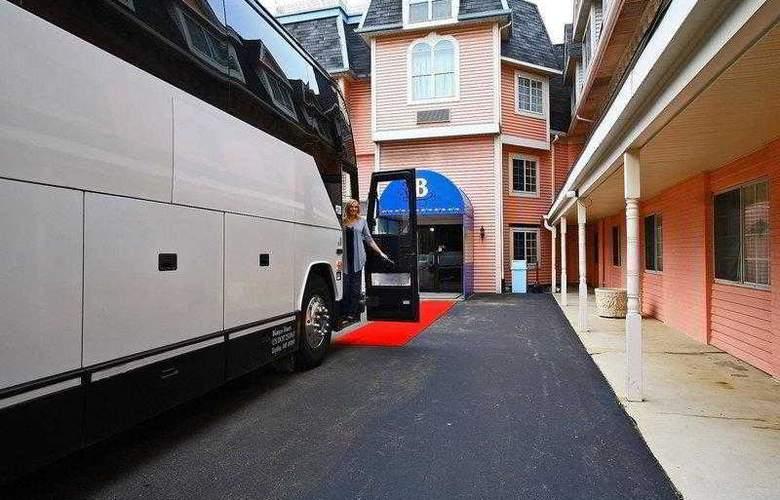 Best Western Greenfield Inn - Hotel - 8
