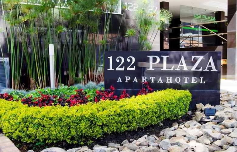 Apartahotel 122 Plaza - Hotel - 5