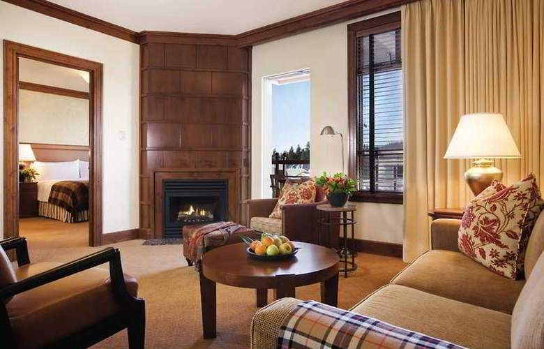 Four Seasons Resort Whistler - Room - 3