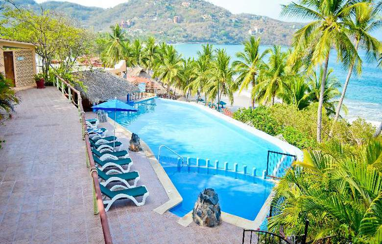 Catalina Beach Resort - Pool - 24