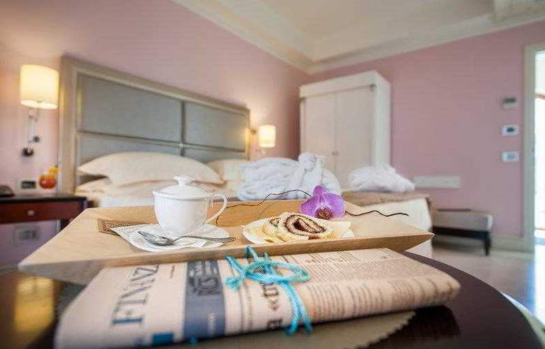 BEST WESTERN PREMIER Villa Fabiano Palace Hotel - Hotel - 8