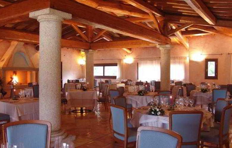 Parco degli Ulivi - Arzachena - Restaurant - 27
