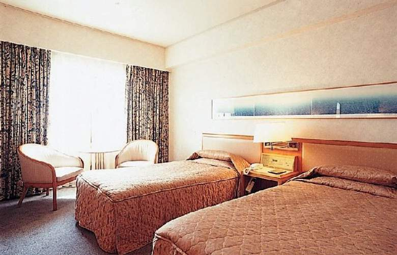Courtyard By Marriott Tokyo Ginza - Room - 9