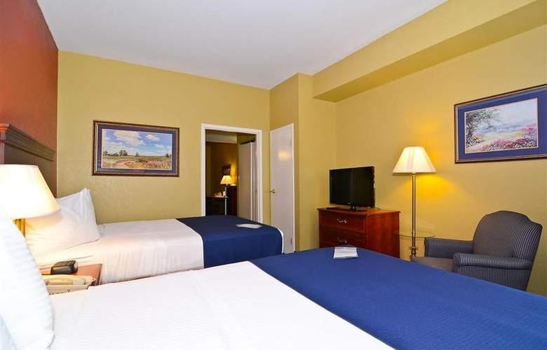 Best Western Executive Inn & Suites - Room - 107
