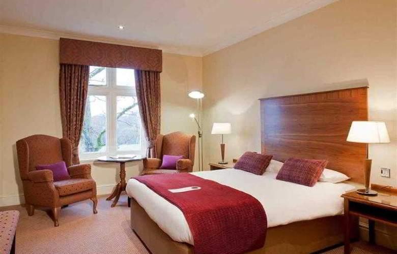 Dunkenhalgh Hotel & Spa Blackburn - Hotel - 30