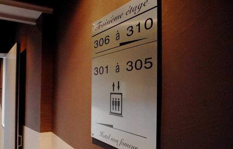 Best Western Hotel de la Breche - Hotel - 14