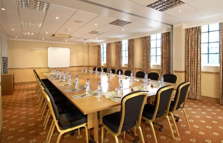 Hilton London Docklands Riverside - Conference - 5