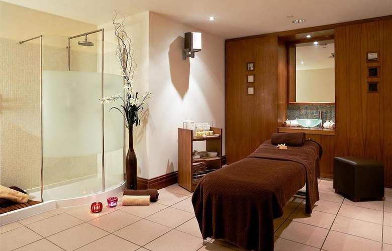 Mercure Cardiff Holland House Hotel and Spa - Sport - 64