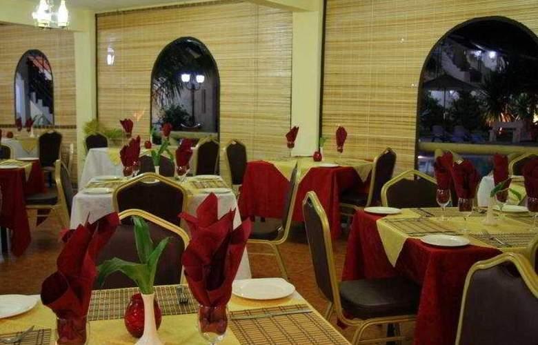 Le Samara Hotel - Restaurant - 5