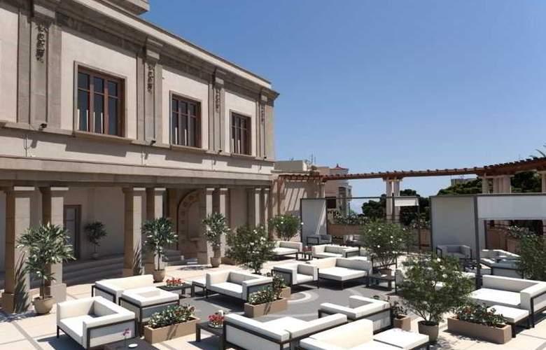 Iberostar Heritage Grand Mencey - Terrace - 6