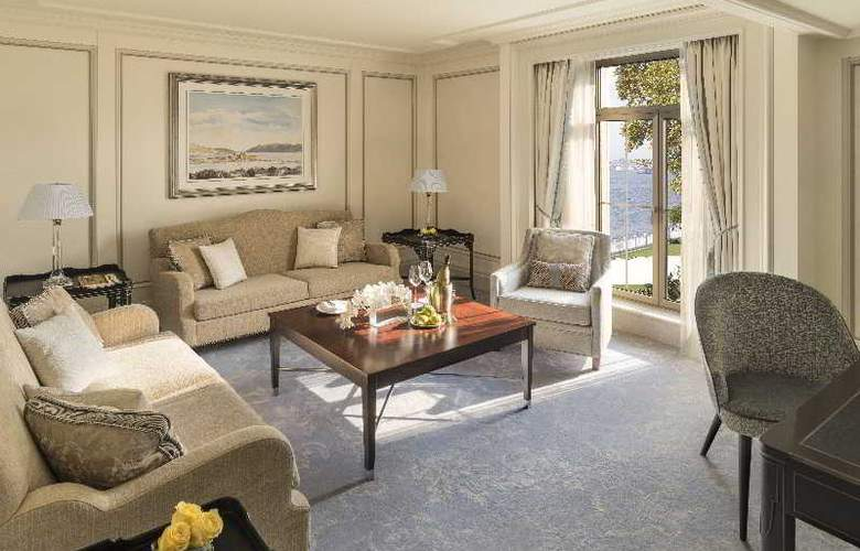 Shangri La Bosphorus Istanbul - Room - 28