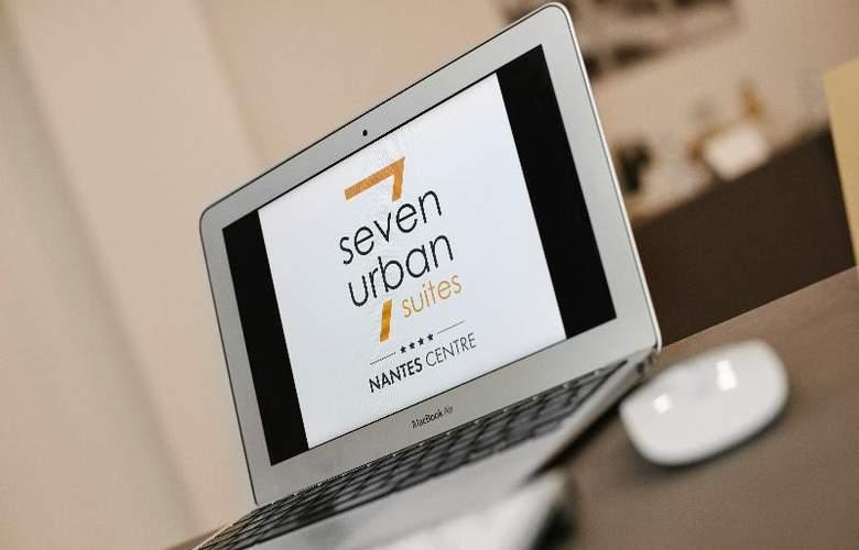 Seven Urban Suites Nantes Centre - Conference - 14