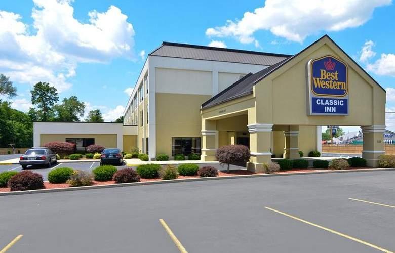 Best Western Classic Inn - Hotel - 55