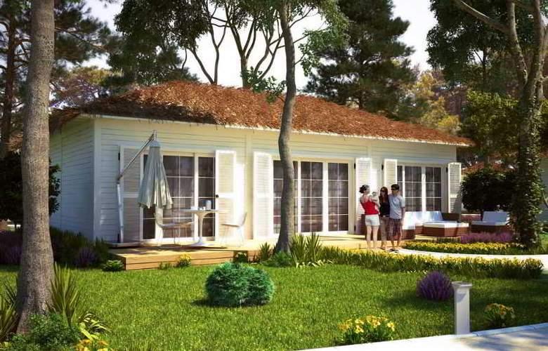 Nirvana Lagoon Villas Suites & Spa - Hotel - 6