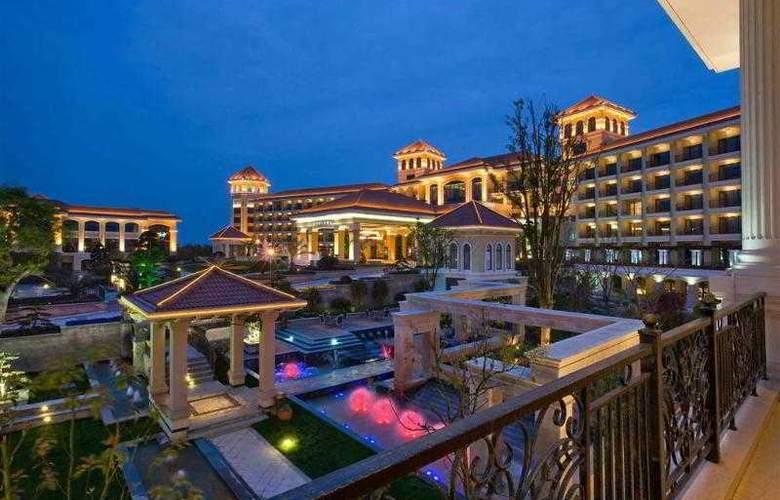 Sofitel Shanghai Sheshan Oriental - Hotel - 27