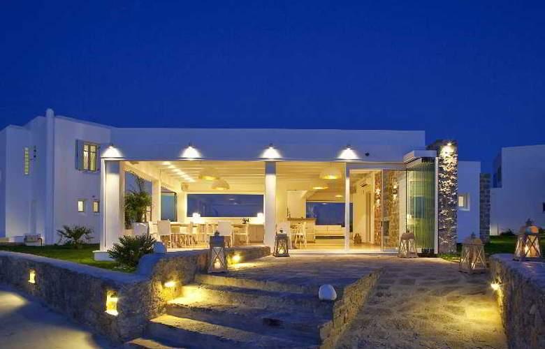 Naxian Collection Luxury Villas & Suites - Restaurant - 16