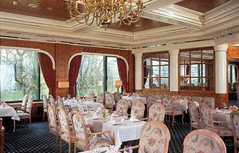 Maritim Ulm - Restaurant - 5