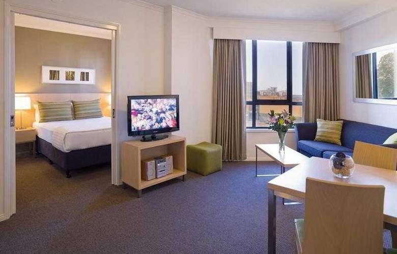 Oakwood Hotel & Apartments Brisbane - Room - 5