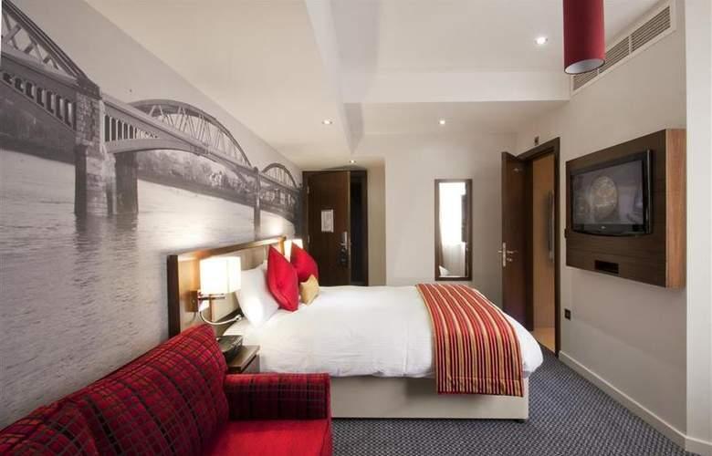 Best Western Plus Seraphine Hotel Hammersmith - Room - 86