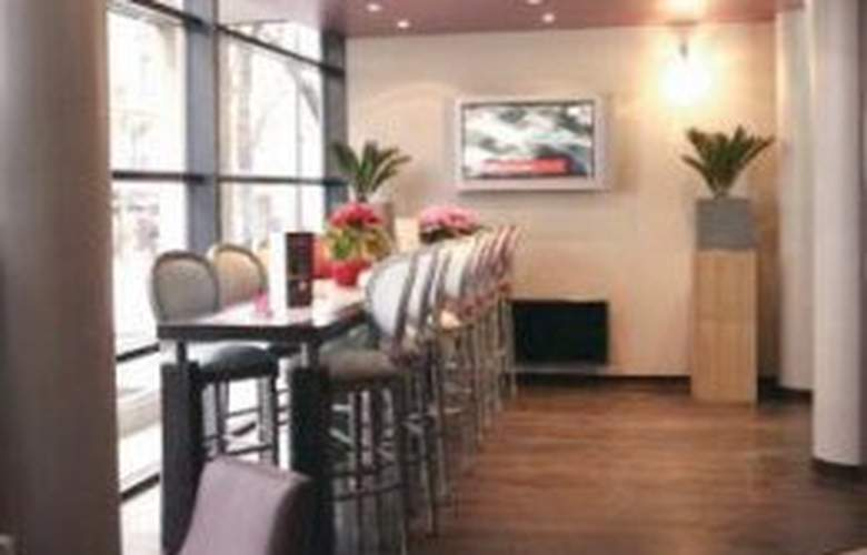 Quality Hotel & Suites Bercy Bibliotheque by HappyCulture - Bar - 0