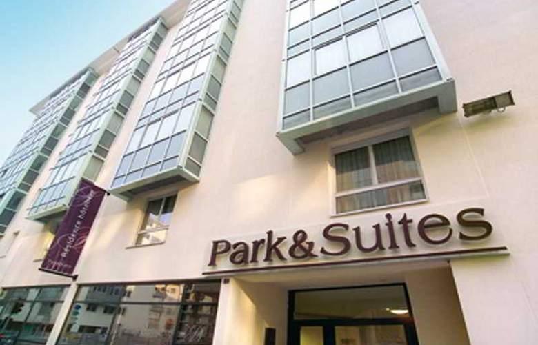 Park and Suites Annemasse - Hotel - 0