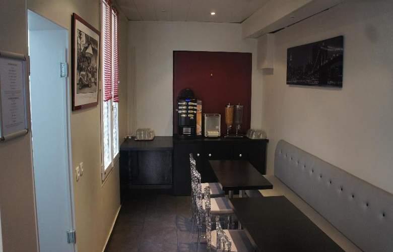 D'Anjou - Restaurant - 7