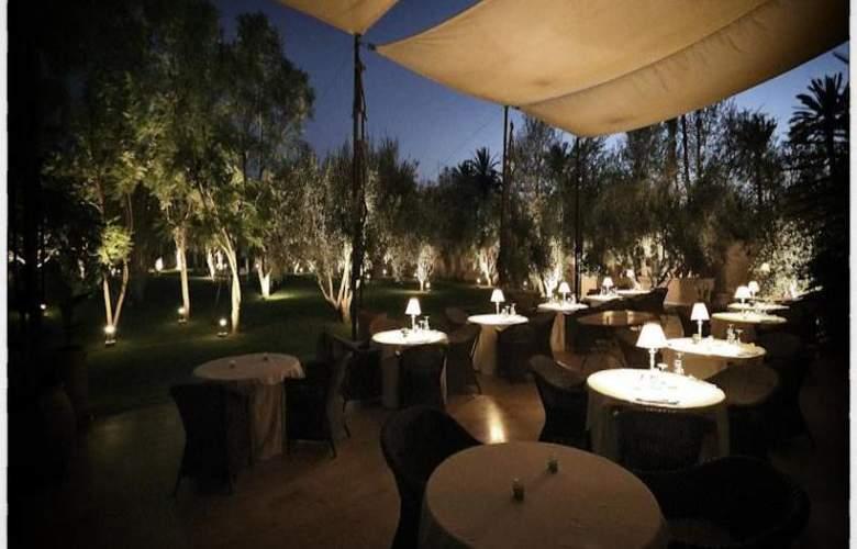 Riad Les Deux Tours - Restaurant - 22