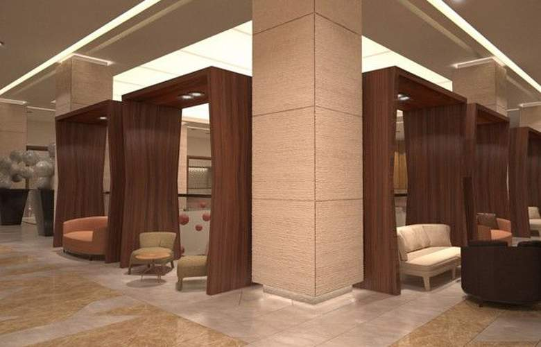 Istanbul Marriott Hotel Sisli - Hotel - 0