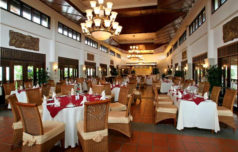 Palm Garden Resort - Restaurant - 18