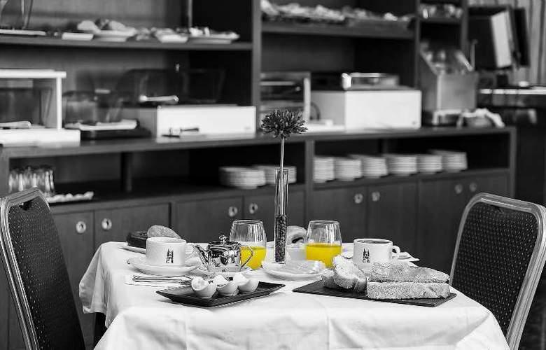 Sercotel Ciudad de Burgos - Restaurant - 59