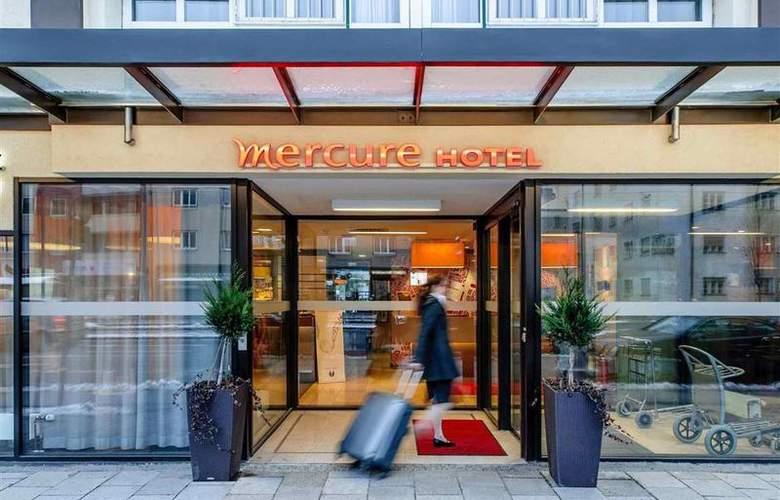 Mercure Muenchen Schwabing - Hotel - 25
