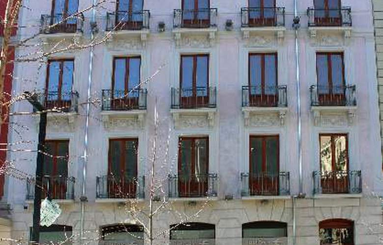 Habitat Suites Gran Via 17 Apartamentos - Hotel - 0