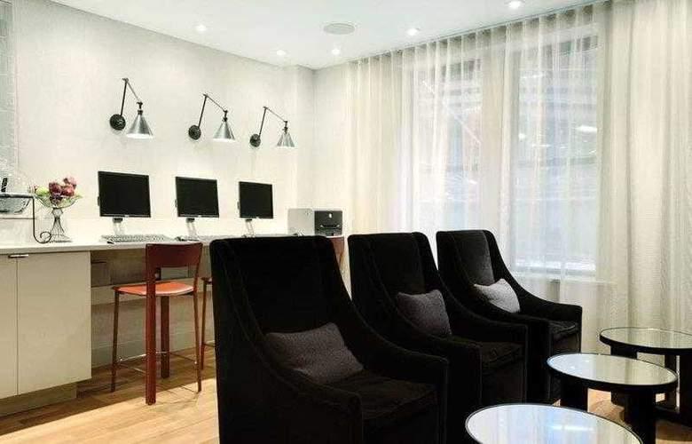 Best Western Plus Hospitality House - Apartments - Hotel - 11