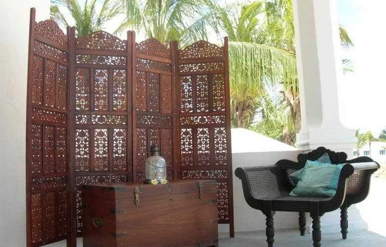 Ibo Island Lodge - Terrace - 3