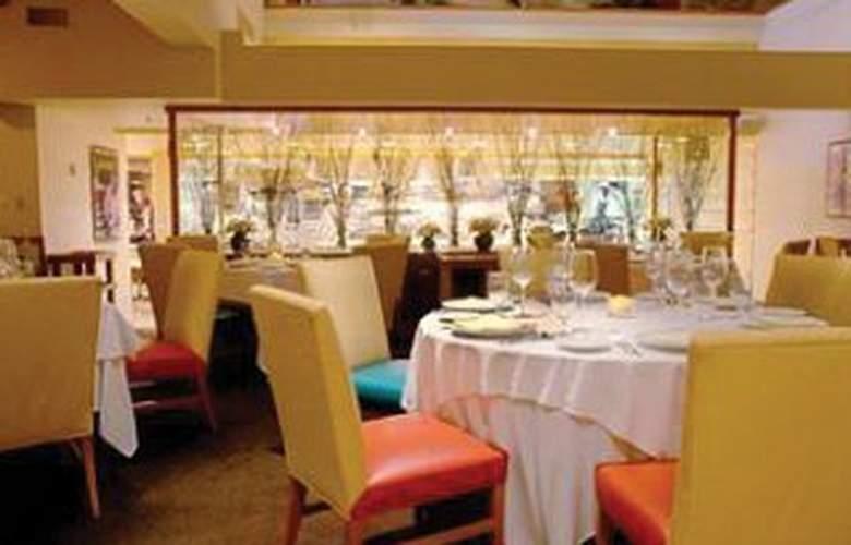The Latham Hotel Georgetown - Restaurant - 2