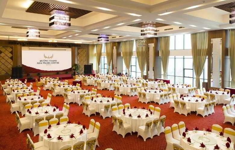 Muong Thanh Nha Trang Centre Hotel - Conference - 58