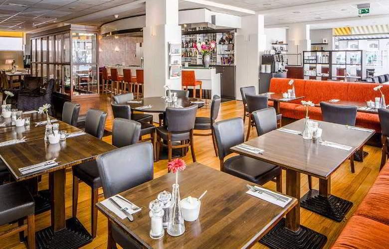 Savoy Rotterdam - Restaurant - 9