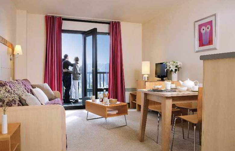 Residence Pierre & Vacances La Foret - Room - 11