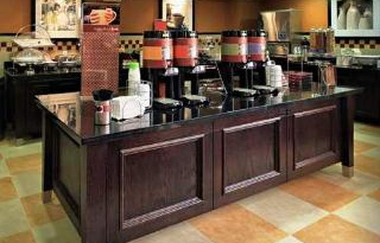 Hampton Inn & Suites Dallas Lewisville Vista - Restaurant - 3