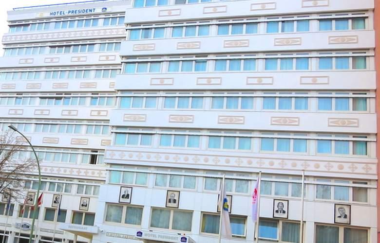 Best Western Hotel President - Building - 3