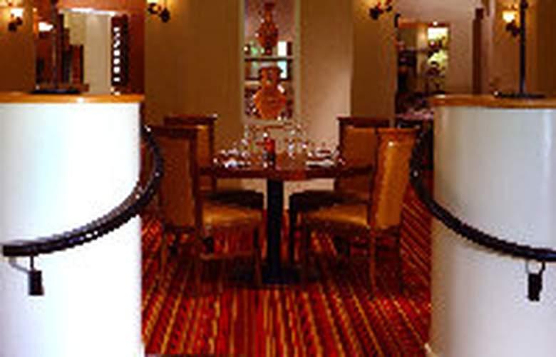 Swindon Marriott - Restaurant - 5