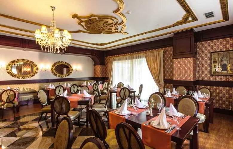 Adalya Resort Spa Hotel - Restaurant - 34