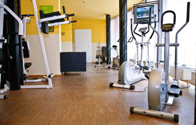 HSH Hotel Apartments Mitte - Sport - 3