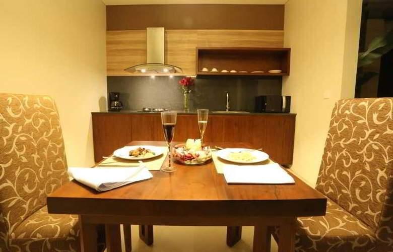 Uppala Villa & Spa Umalas - Restaurant - 24