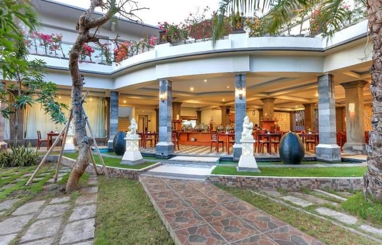 Puri Saron Seminyak - Restaurant - 22